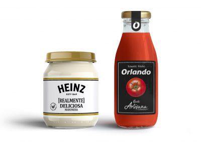 Heinz y Orlando